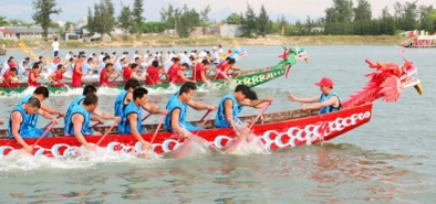 Le Dragon Boat
